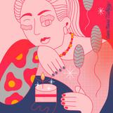 Anne Marie Birthday Album Cover Redesign