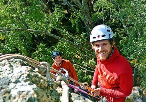 grundkurs i klättring