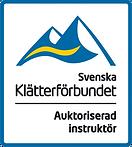 auktoriserad klippklätterinstruktör svenska klätterförbundet