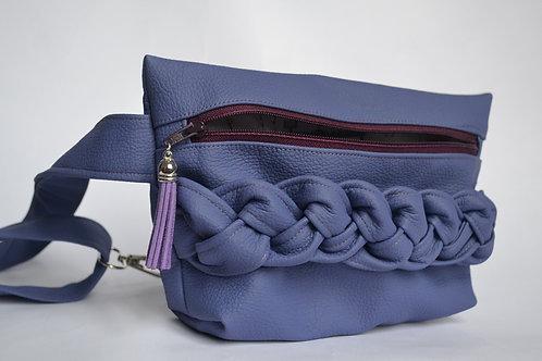 Banana sac Violet tresse