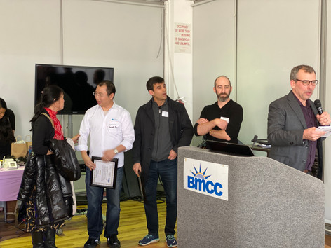 BMCC Entrepeneurship Fair 2019