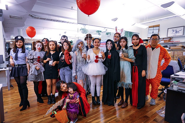 Universal Processing Office Halloween Costume Contest 2019 | UP Recent Events
