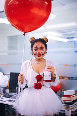 Halloween 2019 with UP