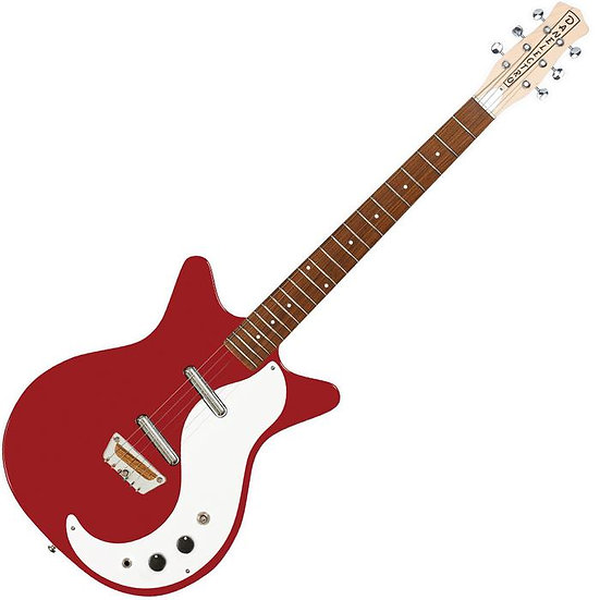 Danelectro The 'Stock '59' Electric Guitar ~ Vintage Red