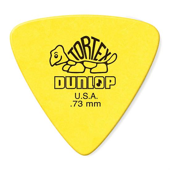 Jim Dunlop Tortex Trangle Picks
