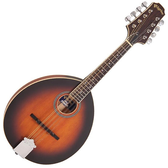 Pilgrim Redwood ~ Flat Iron Mandolin