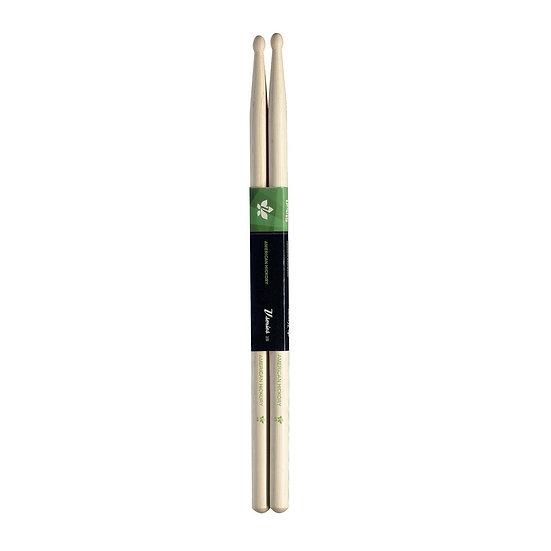 Stagg Drumsticks Hickory 5B