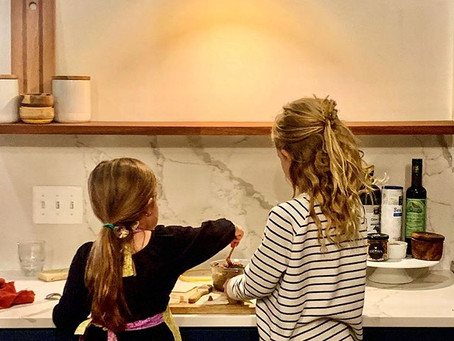 Kids in the Kitchen: Helpful Tips