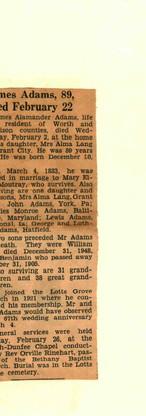 42. James Adams