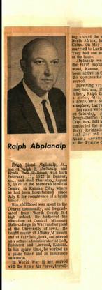 13. Ralph  Ablanalp 2