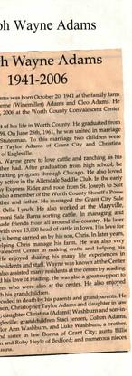 48. Ralph Wayne Adams 1