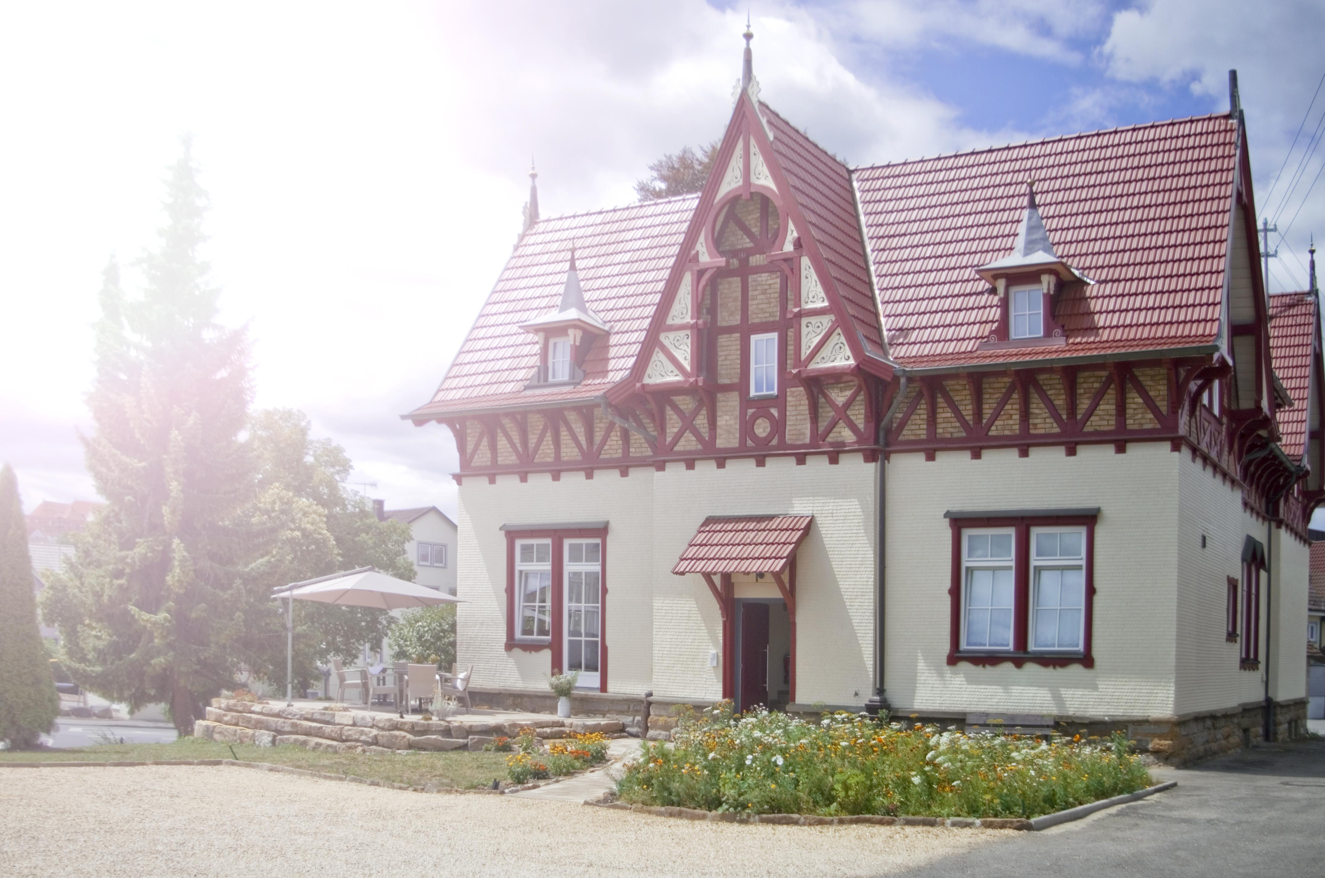 Stadtvilla Hotel Hechingen