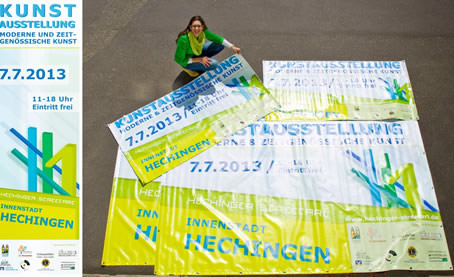 #1 Streetart Hechingen