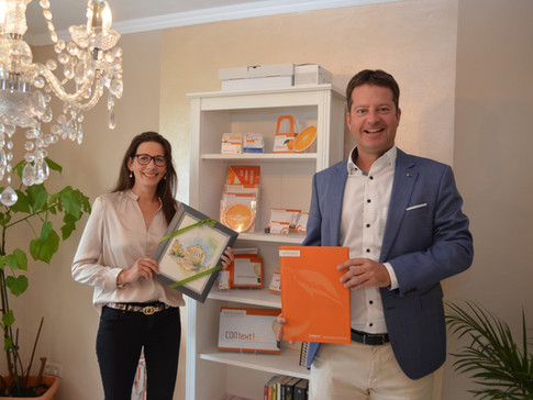 Werbeagentur KUNSTwerk Hechingen Balingen Tübingen Mit Philipp Hahn und Nadine Ottenbreit
