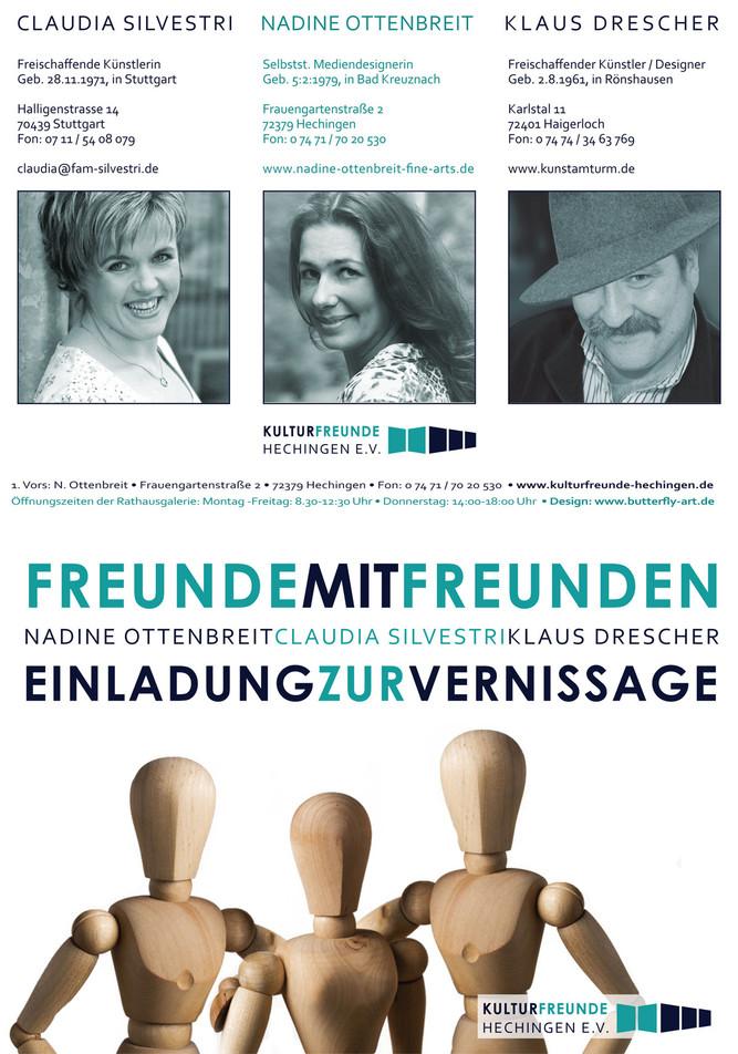 Einladungskarten Nadine Ottenbreit