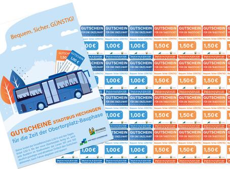 Stadtbus-Subvention