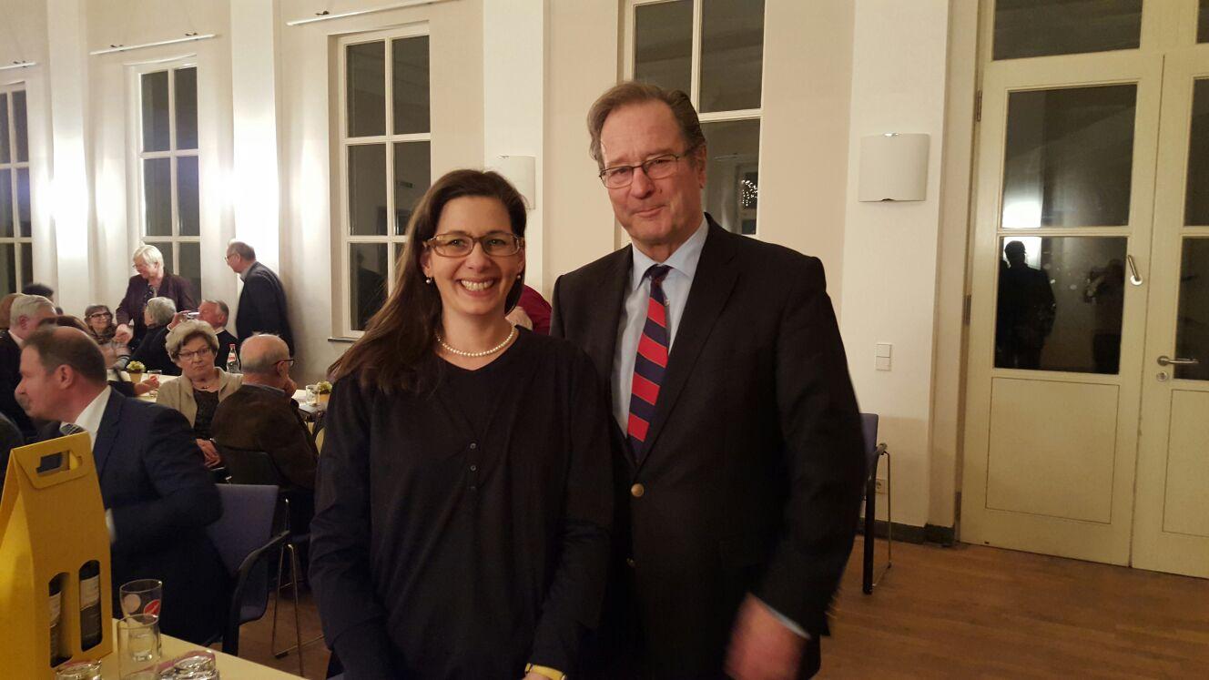 Event mit Klaus Kinkel via MdL Glück