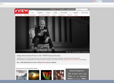 Titelbild VIEW-online