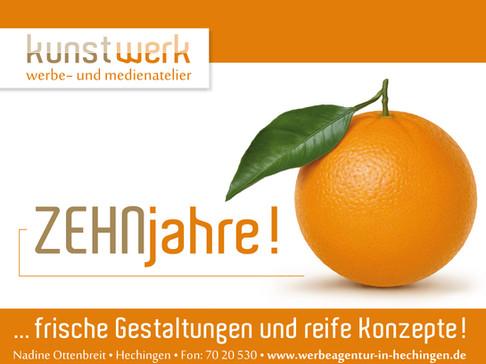 Werbeagentur KUNSTwerk Hechingen Balingen Tübingen