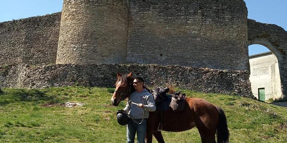 Escapade(s) autour d'Optevoz (Crémieu, Larina, Quirieu, Cyprès Chauves)