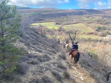 23-24 Octobre Weekend Alpes de Haute Provence