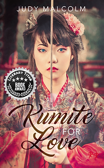 Kumite For Love Book Cover w Award.png