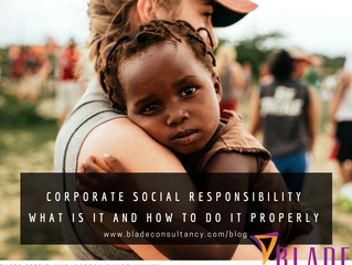Corporate social responsibility: what is it and how to do it properly