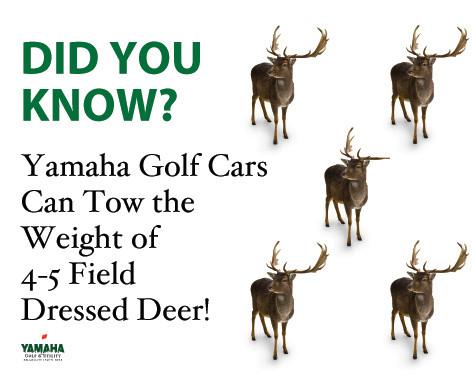 How Many Deer Can I Haul?
