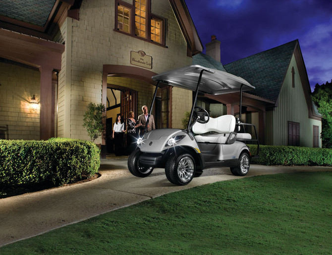 Winterize your Gas Yamaha Golf Car