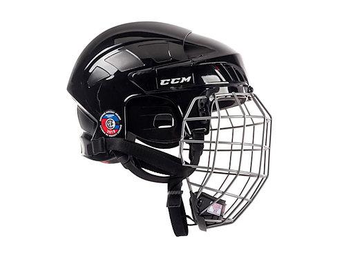 CCM 50 Helmet Combo