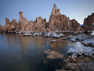 Week Two Feature - Tufa Images