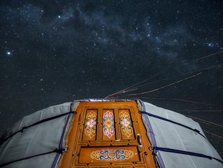 Week Four Feature - Mongolian Night Sky