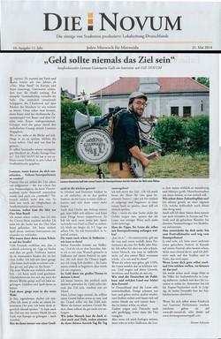 2014-05, Die Novum, GERMANY