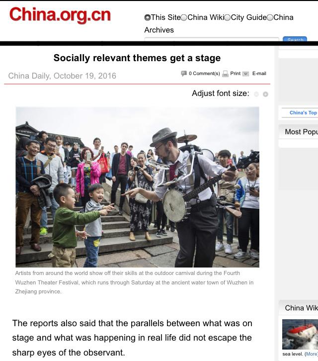 2016-10, China.Org.Cn, CHINA