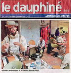2019-12, Le Dauphine, FRANCE