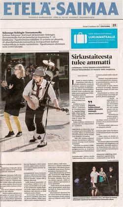 2017-06, Etelaa-Saima, FINLAND