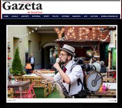 2017-09 Gazeta de Nord-Vest ROMANIA