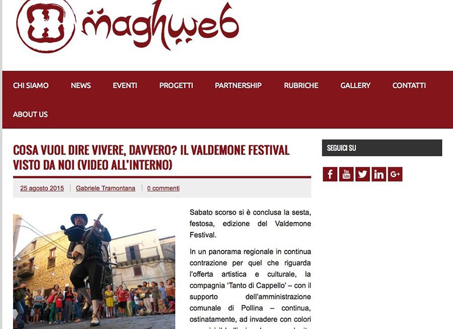 2015-08, Maghweb, ITALY