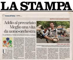 2012, La stampa, ITALY