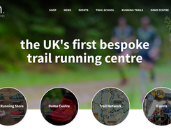 FULL IMPLEMENTATION OF UNIQUE UK TRAIL RUNNING CENTRE