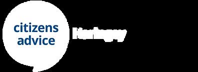 Citizens Advice Haringey Logo in White