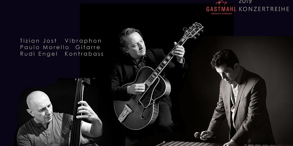 Tizian Jost Trio - Celebrating Red Norvo