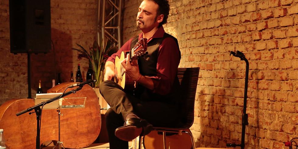 Workshop mit Manuel Randi * Die Gelegenheit für Gitarrenbegeisterte