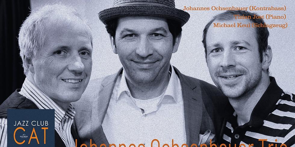 Johannes Ochsenbauer Trio im CAT JAZZ CLUB