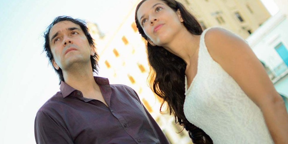 Yamilé Cruz Montero und Christos Asonitis * jazz and beyond