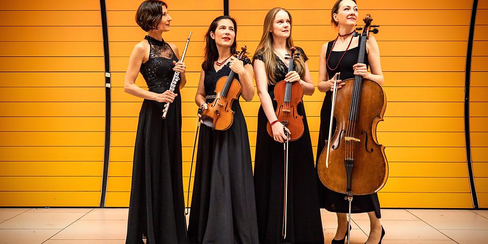 Die Stimme und der Traum - Hans Jürgen Stockerl und das Yume Quartett
