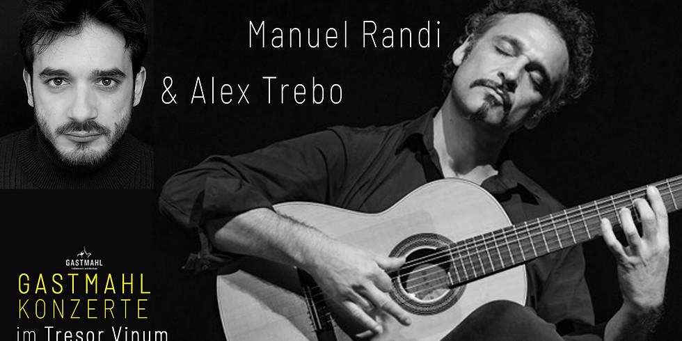Manuel Randi & Alex Trebo  *  JAZZ
