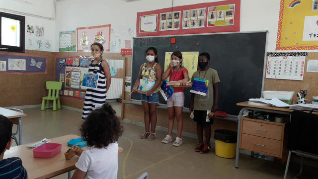 Actuacions de 3r a Educació Infantil