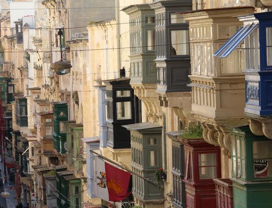 St. Paul's street, Valletta