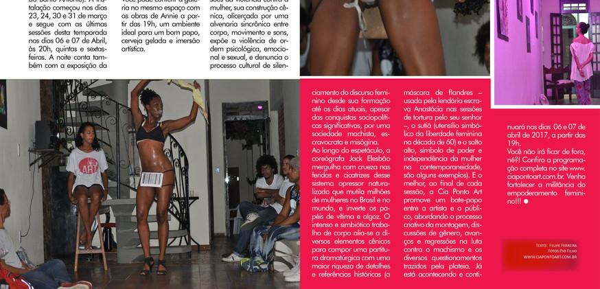 Revista Digital Ponto Art - 6ª Edição